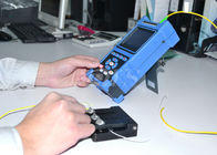 Çin Multi Language Palm Checking Fiber Optic Test Equipment / Optical Cable Tester DYS3028 Fabrika