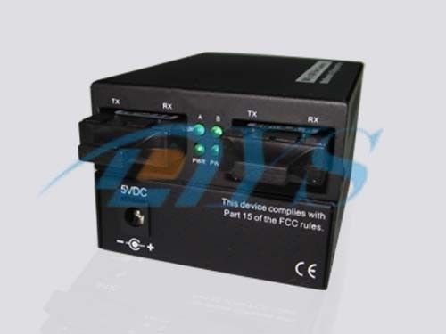 Çin Multimode Optical Fiber Media Converters UTP With 1K MAC Address Table Tedarikçi