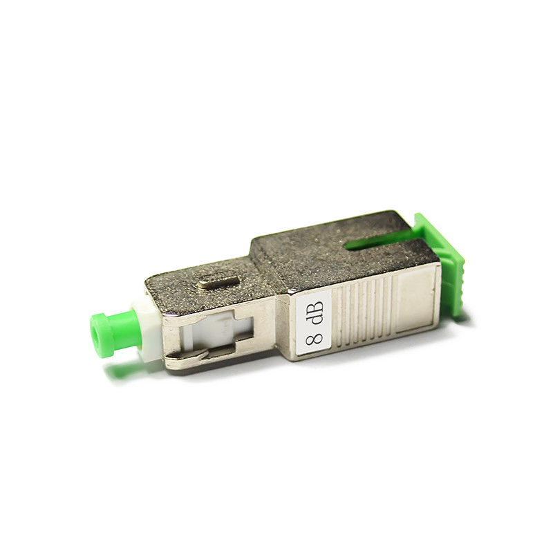 Singlemode Plug Type Fiber Optic Attenuator SC / APC For FTTX Tedarikçi