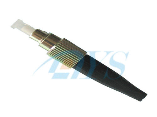 Çin Low Insertion Loss Value FC PC MM Optical Fiber Connectors For Precis connector Tedarikçi
